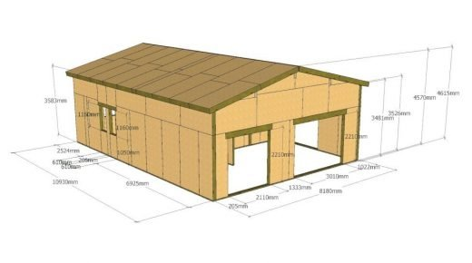 Planning the Roof Build